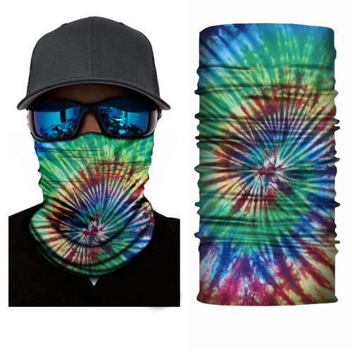 3-Pack Jarrix Washable Reusable Non-Medical Gaiter Masks- Multiple Styles