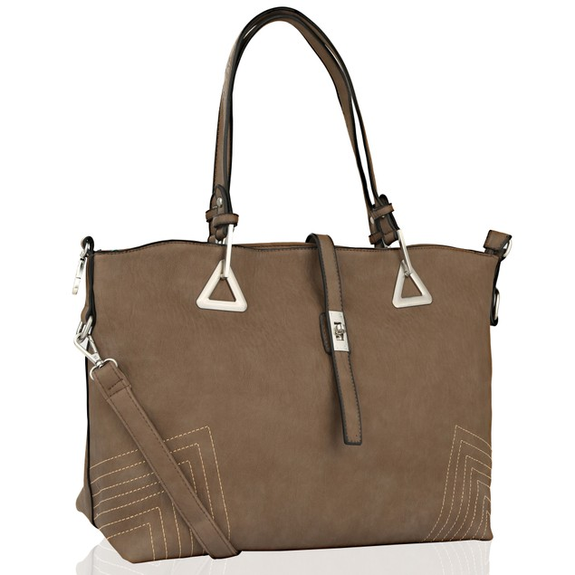 MKF Collection Dorothy Spacious Shoulder Bag