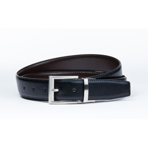 MKF Collection Ali Genuine Leather Belt by Mia K.