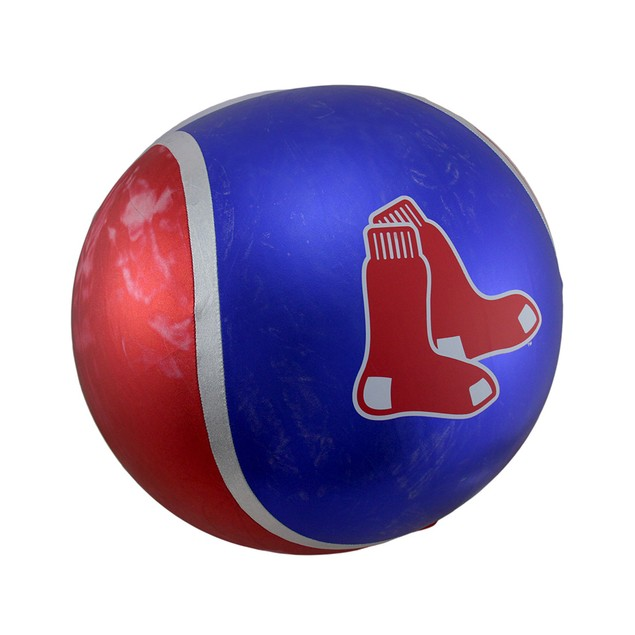 Boston Red Sox Inflatable Bouncy Ball 14 Inch Toy Balls