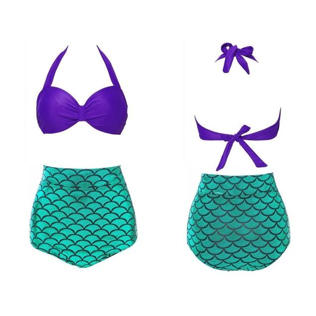 Fishscale Swimsuit