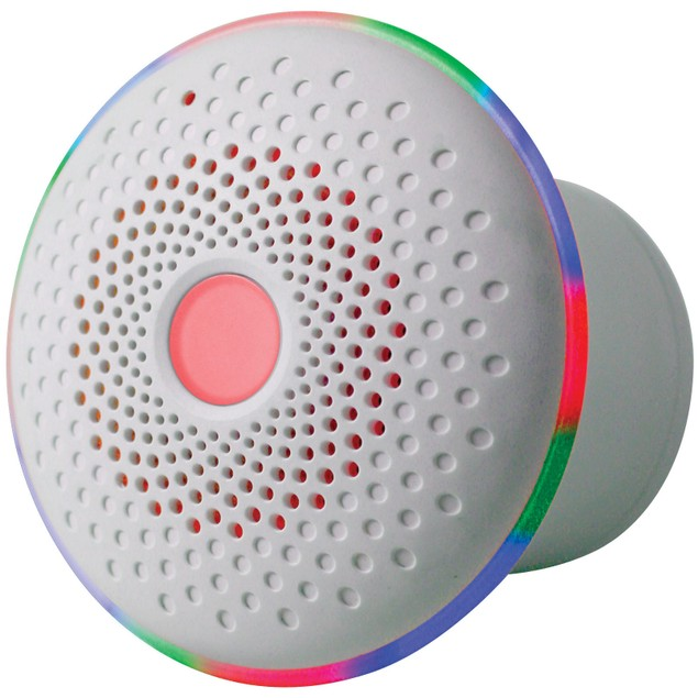 Float 'n Flow Waterproof LED Bluetooth Tub Speaker