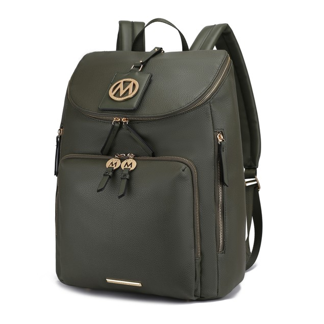MFK Collection Angela Large Backpack by Mia K.