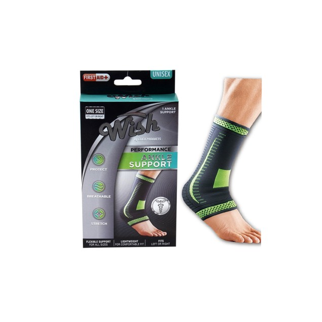 Flexible Stretch  Joint Compression / Sleeve Support Brace 1 & 2 Pack