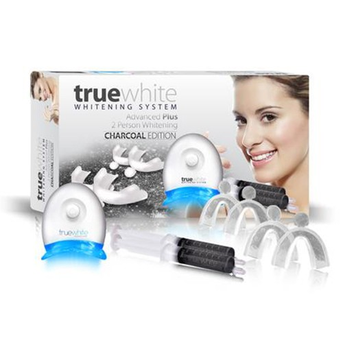 Truewhite Advanced Plus for Two People - Charcoal Edition