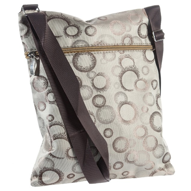 Suvelle Blurred Circle Everyday Crossbody Bag