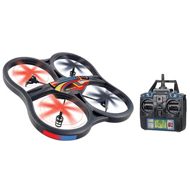 Panther UFO Video Camera 4.5CH 2.4GHz RC Spy Drone