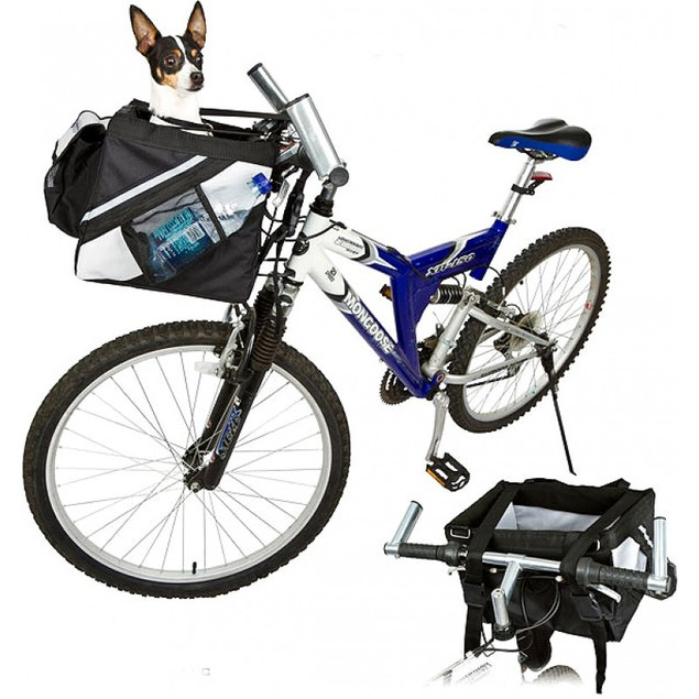 DoggyBoo Fashionable Bicycle Pet Carrier