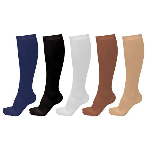 xFit Unisex Graduated Compression Socks - 5 Pairs
