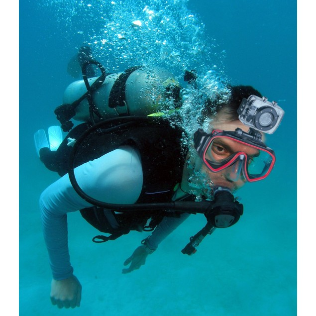 Vivitar Diving Mask with Action Camera Mount