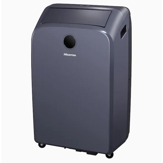 Hisense 300-sq ft 115-Volt Portable Air Conditioner with WiFi (6,500 BTU)