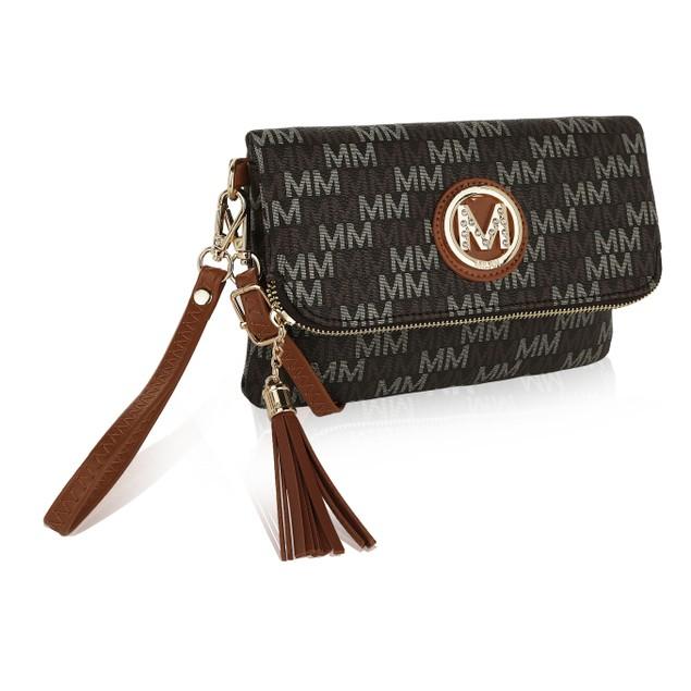 MKF Collection Tamar 3in1 Wristlet/ Crossbody/Belt Bag by Mia K
