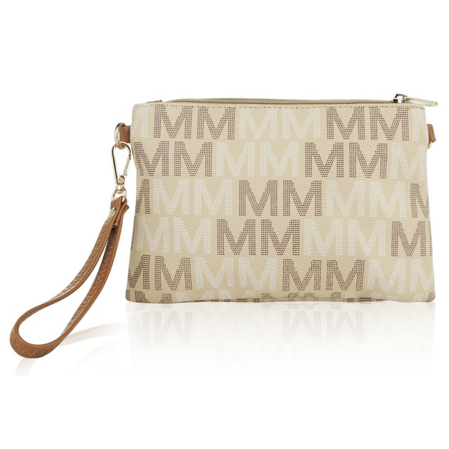 MKF Collection Zendaya Milan M Crossbody Wristle by Mia k.