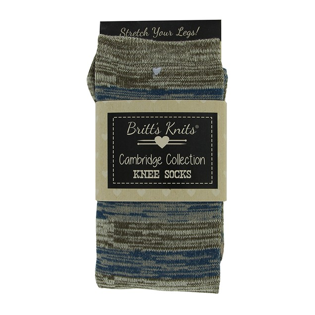 2-Pack Mystery Deal: Britt's Knits Knee Socks Cambridge Collection