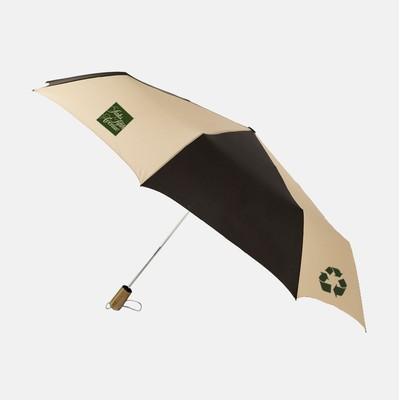 2-Pack Totes Designer Eco Umbrella AOC Golf Size