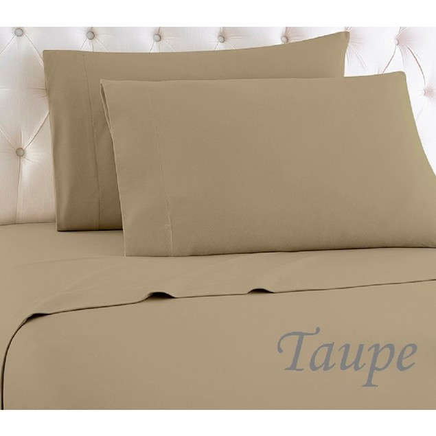 100% Egyptian Cotton 1000 Thread Count Deep Pocket Sheet Set