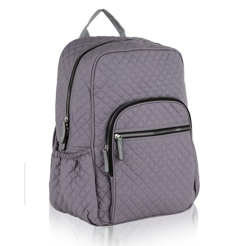 MKF Collection Mycelia Quilted Backpack by Mia K.