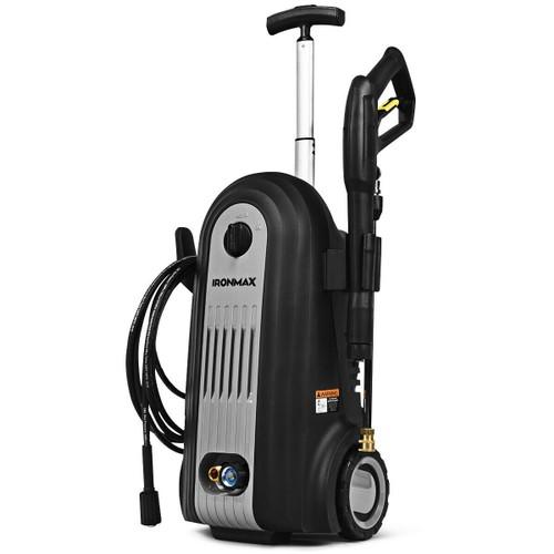 Costway Ironmax 2800 PSI Electric Pressure Washer Bundle