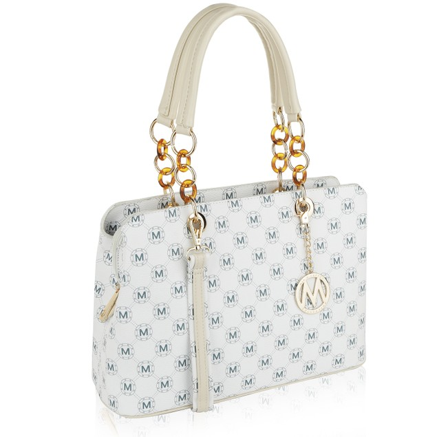MKF Collection Belle M Signature Tote by Mia K
