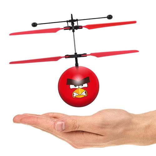 Rovio Angry Birds Movie IR UFO Ball Helicopter