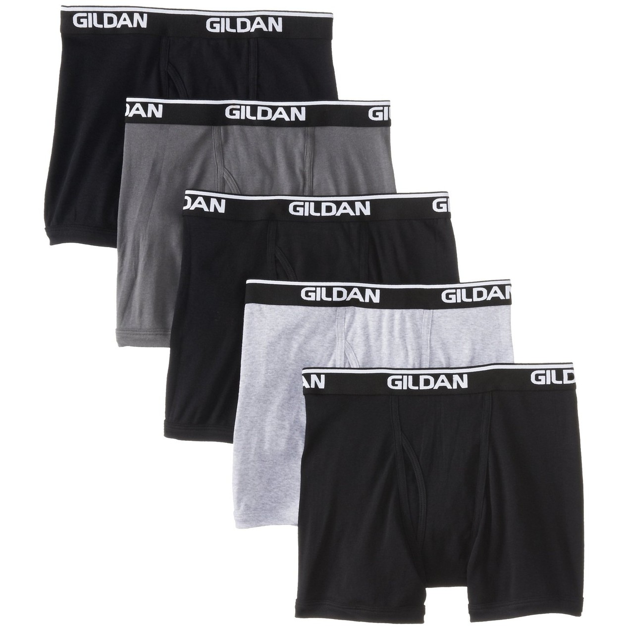 f7ab16cc3331 4-Pack: Gildan Men's 100% Ringspun Cotton Briefs - Tanga