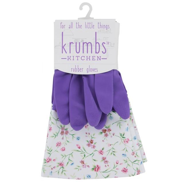 Krumbs Kitchen Rubber Gloves