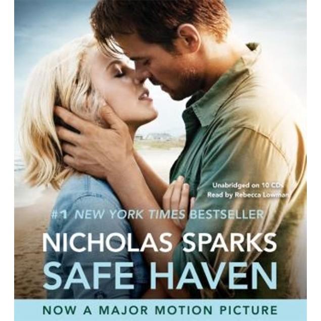 Safe Haven (A Nicholas Sparks Audiobook)