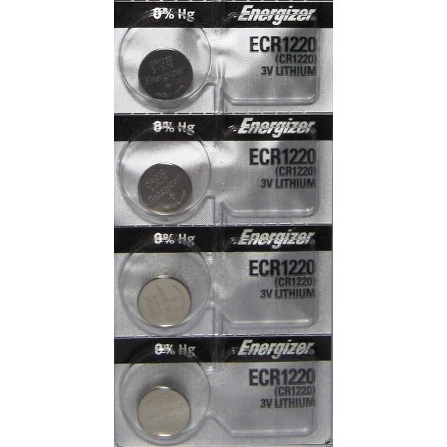 4-Pack Energizer cr1220 3v Lithium Battery