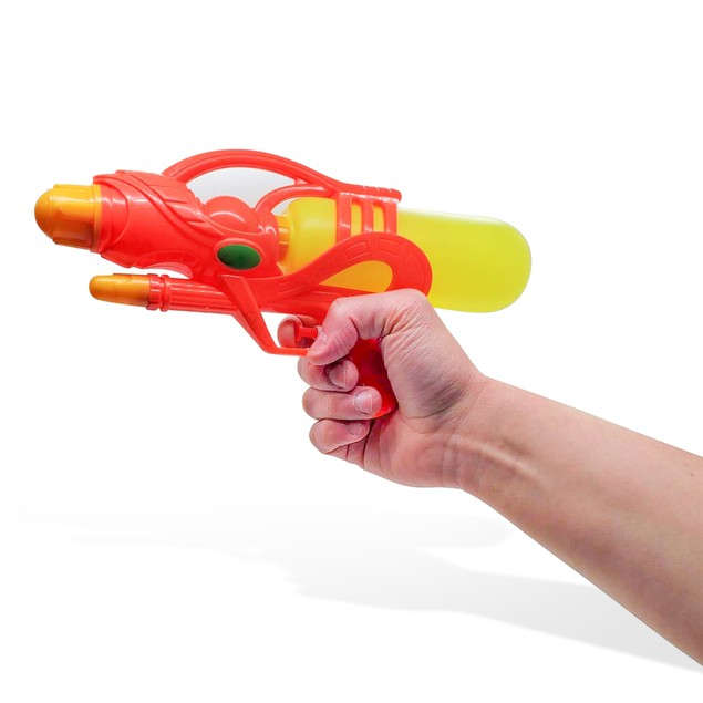 6-Pack Water Guns - Pool Water Shooters and Blasters Squirt Toy