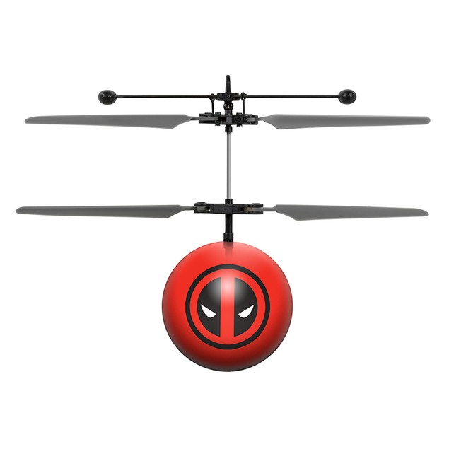 Marvel Avengers UFO Ball Helicopter