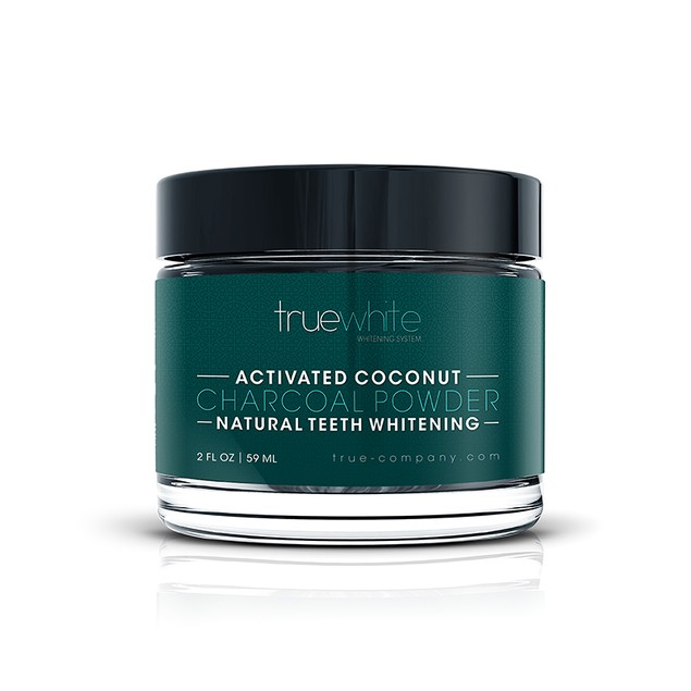Truewhite Natural Activated Coconut Charcoal Powder