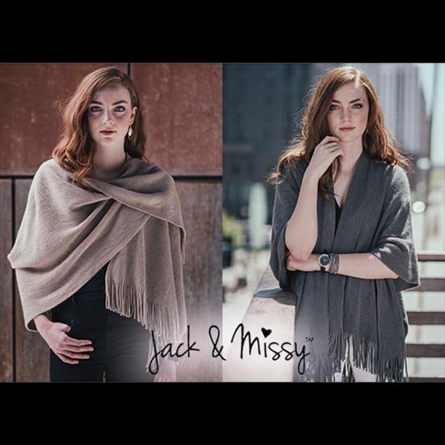 Jack & Missy Knit Wrap