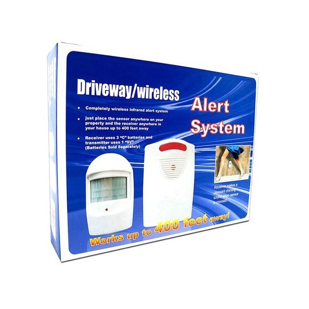 Driveway Patrol Infrared Wireless Home Alarm