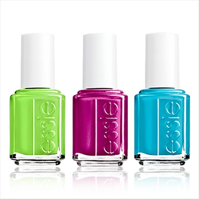 3-Pack Essie Nail Polish Summer Colors - Tanga