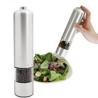 Electric Salt or Pepper Grinder - Watch the Video