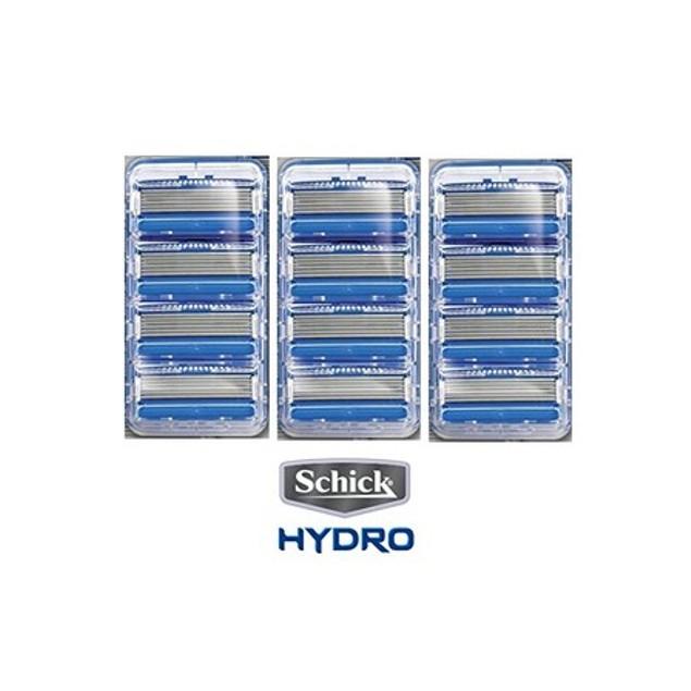 12-Pack Schick Hydro 5 Refill Razor Blades