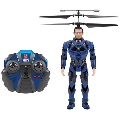 NFLPA Andrew Luck 3.5CH IR Flying Figure Helicopter