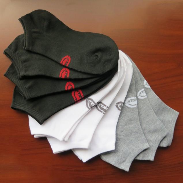 20-Pairs Ecko Men's Quick Dry No-Show Athletic Socks- 3 Styles