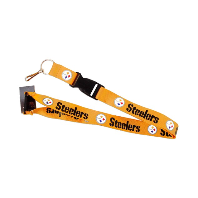 NFL Lanyard Keychain Id Ticket Holder
