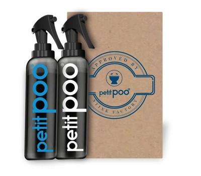 Petit Poo Toilet Odor Eliminator: Revolution Kit Was: $40.99 Now: $32.99.