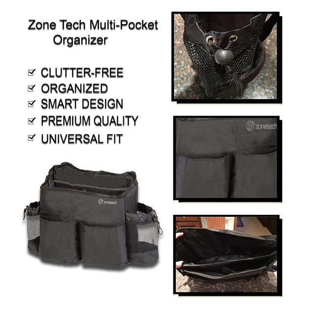 Zone Tech Bag Clutter Swing Organizer Storage Case