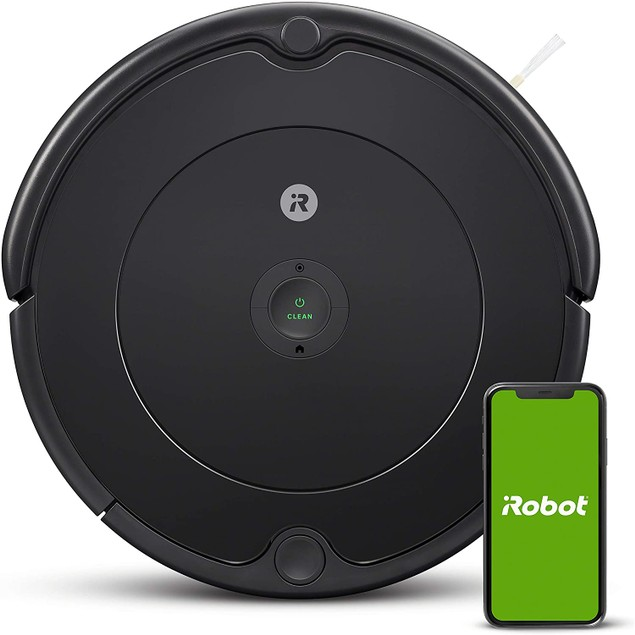iRobot Roomba 692 Wi-Fi Connect Vacuum Cleaner