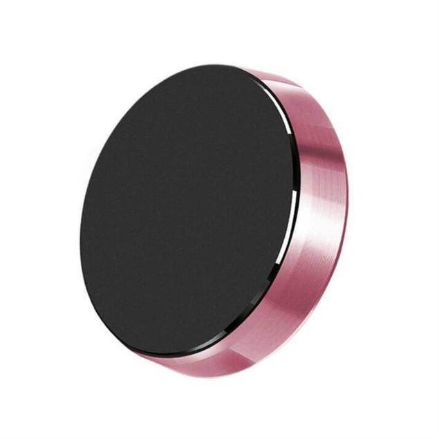 Magnetic Mount Car Dashboard Phone Holder (4-Pack)