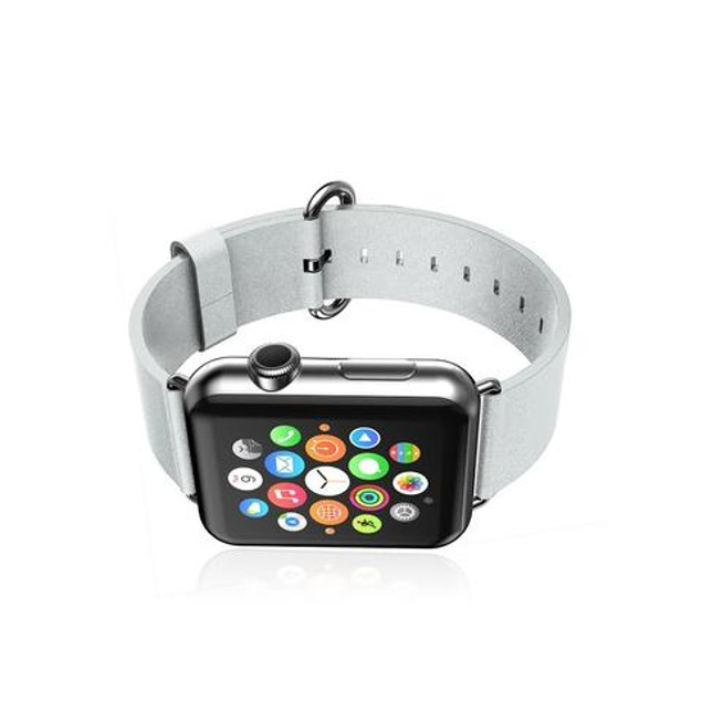 iPM Genuine Leather Replacement Band For Apple Watch