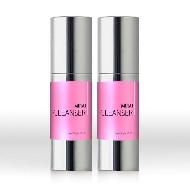 Mirai Face Cleanser-Multiple Pack Sizes