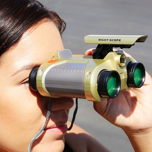 Night Scope Spy Binoculars for Kids