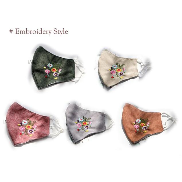 Multi-Layer Cotton Reusable & Washable Face Mask