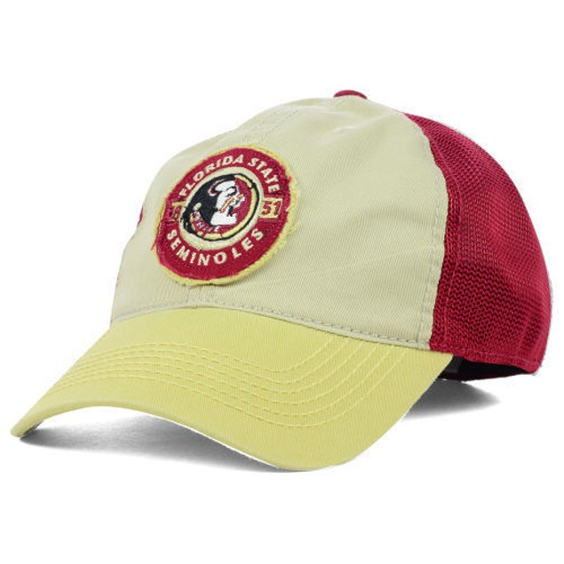 """Florida State Seminoles NCAA TOW """"Honors Flex"""" Stretch Fitted Hat"""