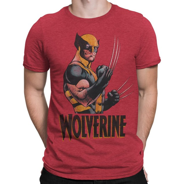 Wolverine Hey Bub! Men's T-Shirt