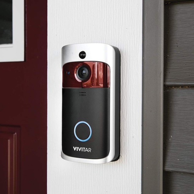 Vivitar Smart Security Wireless Video Door Bell